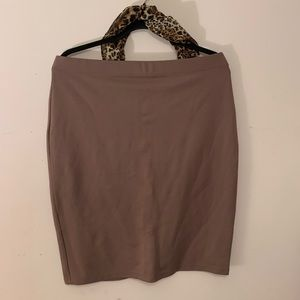 Plus Skirt!